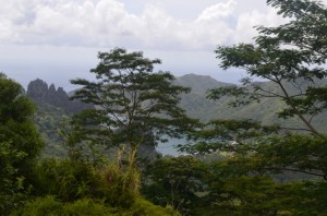 More stunning scenery in Nuku Hiva