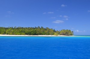 Picture perfect island