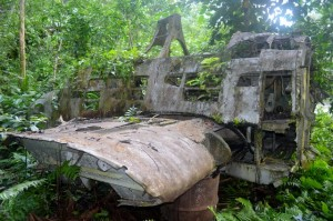 WWII relics